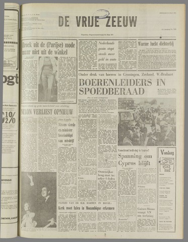 de Vrije Zeeuw 1974-07-30