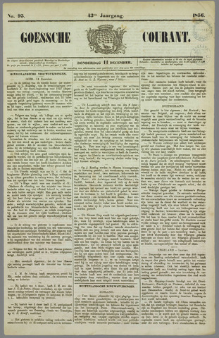 Goessche Courant 1856-12-11