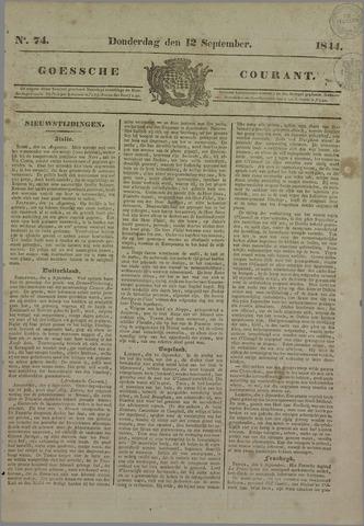 Goessche Courant 1844-09-12