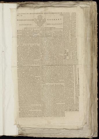 Middelburgsche Courant 1799-01-19