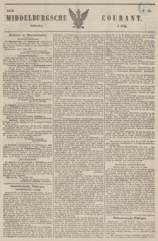 Middelburgsche Courant 1852-07-03
