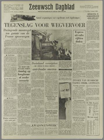 Zeeuwsch Dagblad 1960-01-06