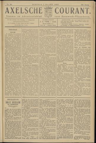 Axelsche Courant 1935-03-05