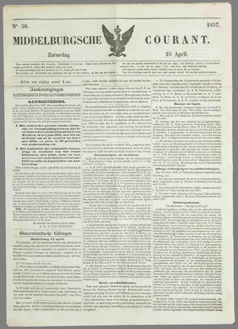 Middelburgsche Courant 1857-04-25