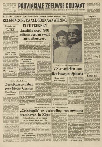 Provinciale Zeeuwse Courant 1962-03-14