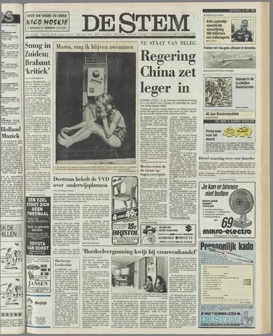 de Stem 1989-05-20