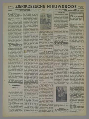 Zierikzeesche Nieuwsbode 1944-01-20