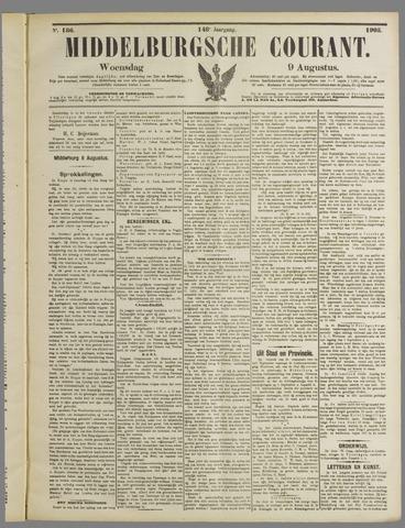 Middelburgsche Courant 1905-08-09