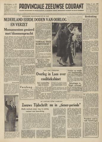 Provinciale Zeeuwse Courant 1961-05-05