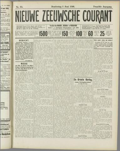 Nieuwe Zeeuwsche Courant 1916-06-01