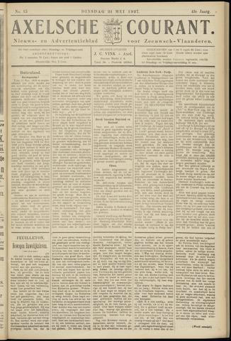Axelsche Courant 1927-05-24