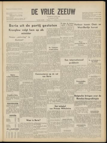 de Vrije Zeeuw 1953-07-11