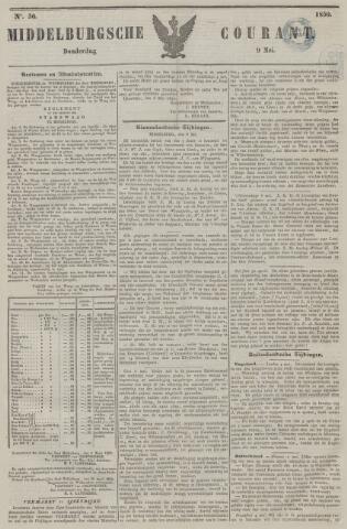 Middelburgsche Courant 1850-05-09