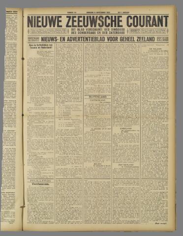 Nieuwe Zeeuwsche Courant 1924-09-09