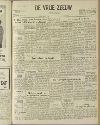 de Vrije Zeeuw 1962-04-03