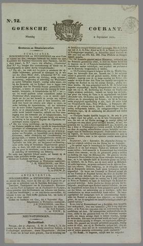 Goessche Courant 1834-09-08