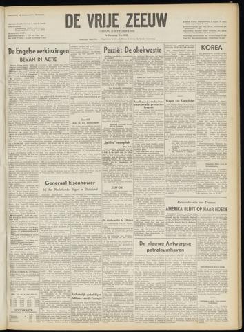 de Vrije Zeeuw 1951-09-21