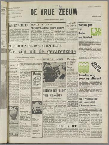 de Vrije Zeeuw 1974-02-09