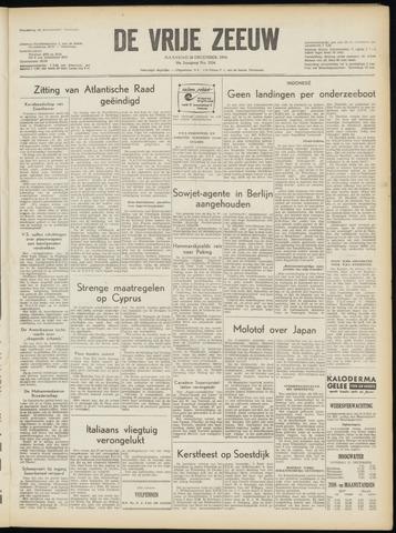 de Vrije Zeeuw 1954-12-20