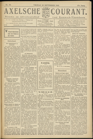 Axelsche Courant 1941-09-26