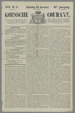Goessche Courant 1874-01-20