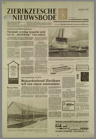 Zierikzeesche Nieuwsbode 1981-03-20