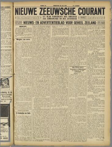 Nieuwe Zeeuwsche Courant 1923-07-26