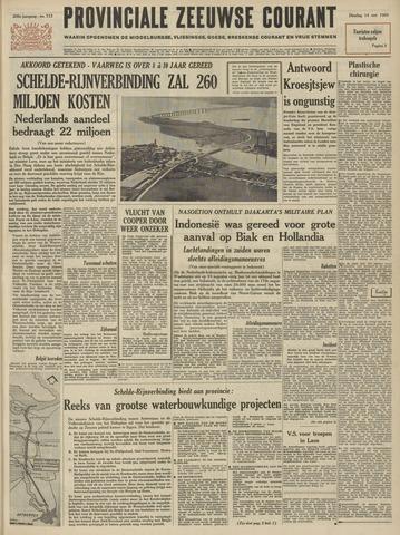 Provinciale Zeeuwse Courant 1963-05-14