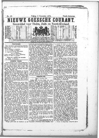 Nieuwe Goessche Courant 1875-11-05