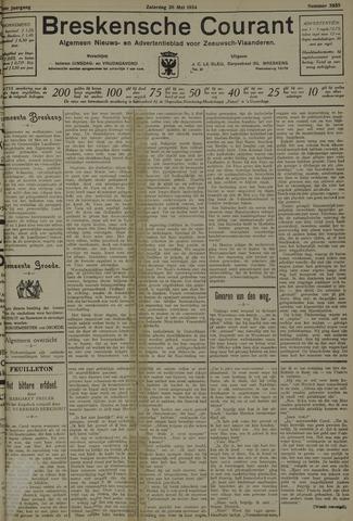 Breskensche Courant 1934-05-26