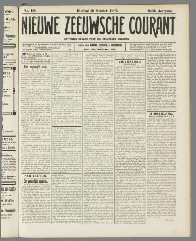 Nieuwe Zeeuwsche Courant 1907-10-29