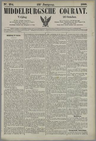 Middelburgsche Courant 1888-10-26
