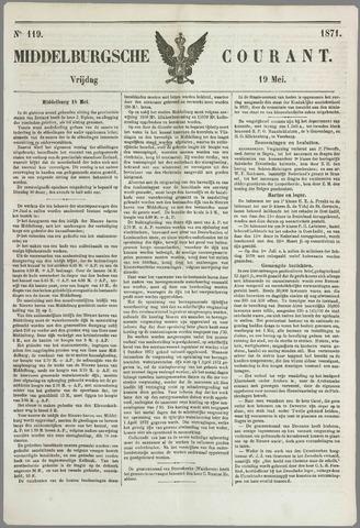 Middelburgsche Courant 1871-05-19