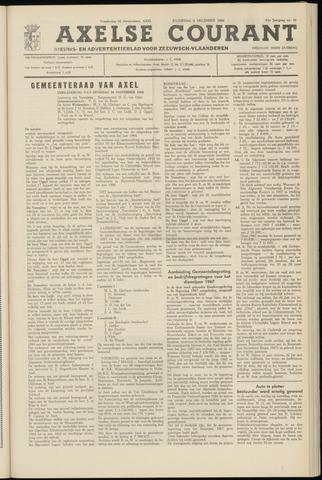 Axelsche Courant 1966-12-03