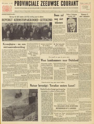 Provinciale Zeeuwse Courant 1963-08-06