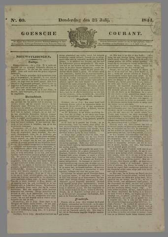 Goessche Courant 1844-07-25