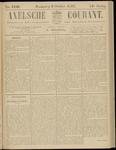 Axelsche Courant 1897-10-06