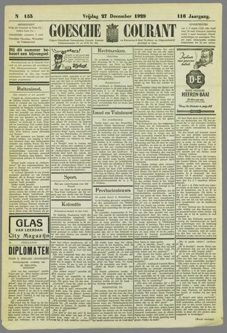 Goessche Courant 1929-12-27