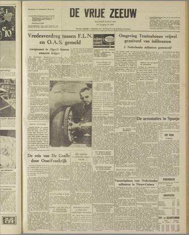de Vrije Zeeuw 1962-06-18