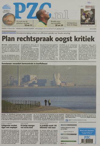 Provinciale Zeeuwse Courant 2011-02-15