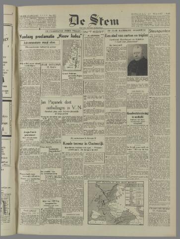 de Stem 1948-03-23