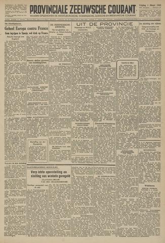 Provinciale Zeeuwse Courant 1946-03-01