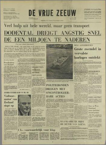 de Vrije Zeeuw 1970-11-20