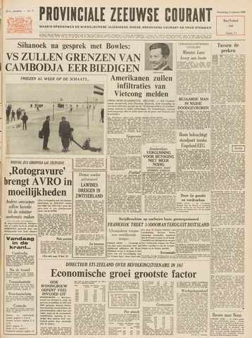 Provinciale Zeeuwse Courant 1968-01-11