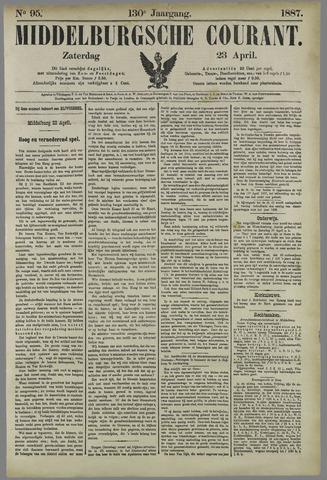 Middelburgsche Courant 1887-04-23