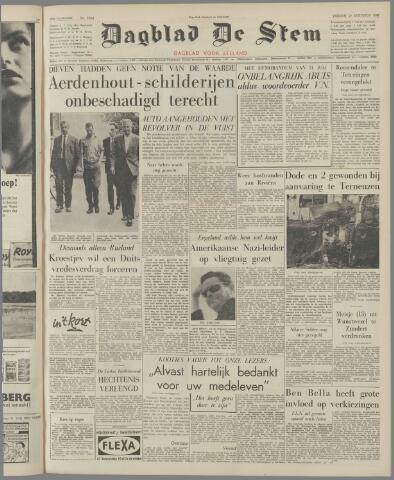 de Stem 1962-08-10
