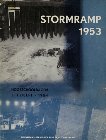 Watersnood documentatie 1953 - brochures 1954-01-11