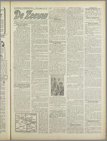 De Zeeuw. Christelijk-historisch nieuwsblad voor Zeeland 1944-02-26