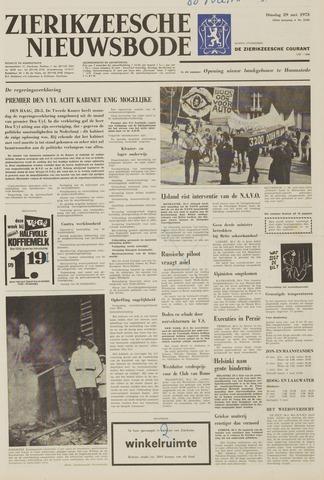 Zierikzeesche Nieuwsbode 1973-05-29