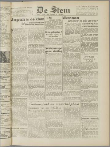 de Stem 1945-08-10